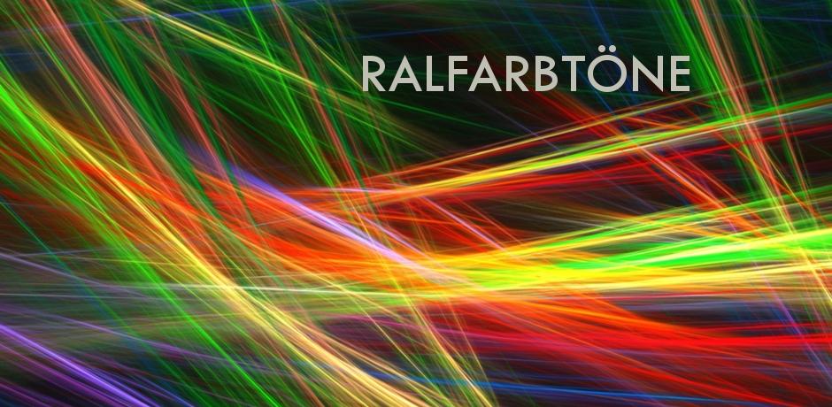 RAL Farben: Mit RAL Farbcode und RAL Namen aufgelistet